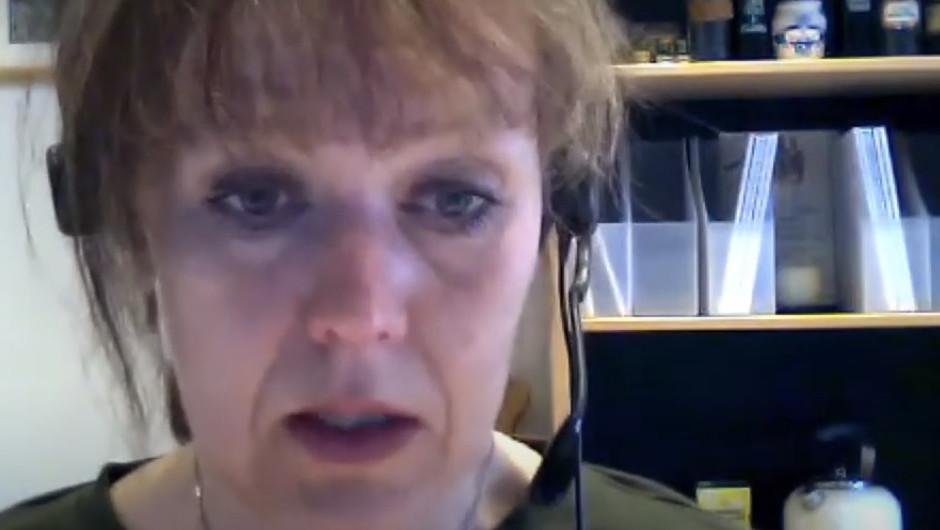 Dr Jenny Scott via Skype