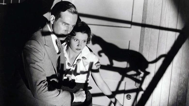 David Manners et Jacqueline Wells dans Le Chat noir / The Black Cat (Edgar G. Ulmer, 1934)