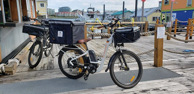 Radpower Electric Cargo Bikes