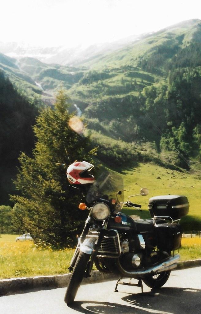 Kettle near Krimml Waterfall - May 1999