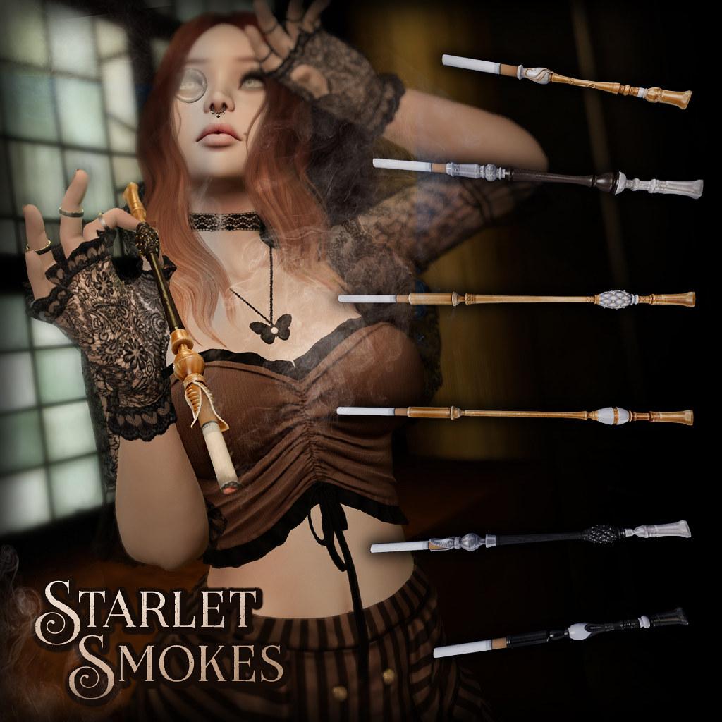 Starlet Smokes @ Outre