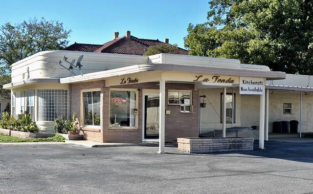 La Fonda Motel - Vernon, Texas
