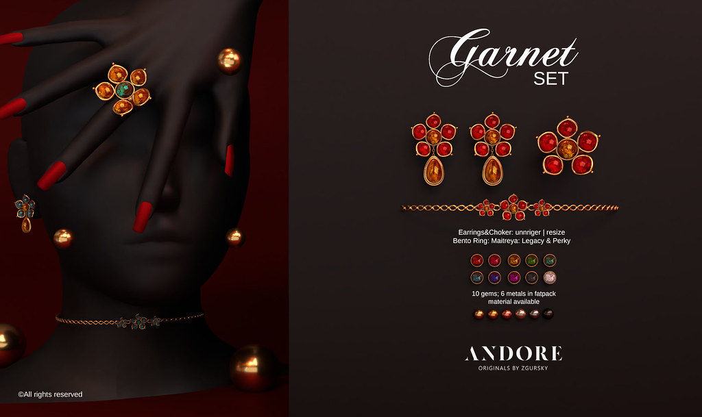:ANDORE: @ Exclusive for First Round OUTRE Event!