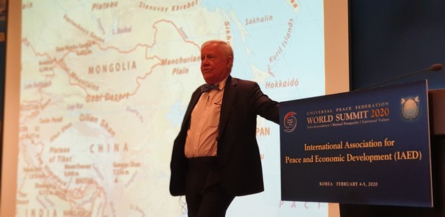 Korea-2020-02-05-IAED Conference Explores the Role of Business in Peacebuilding