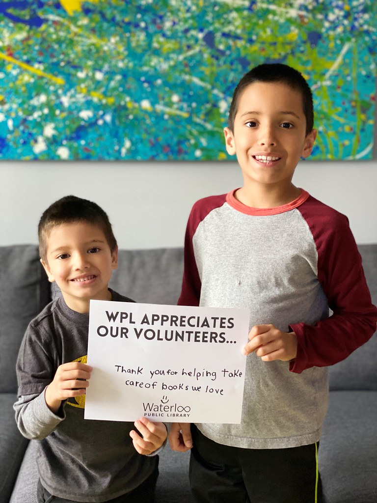 Volunteer Appreciation 2020