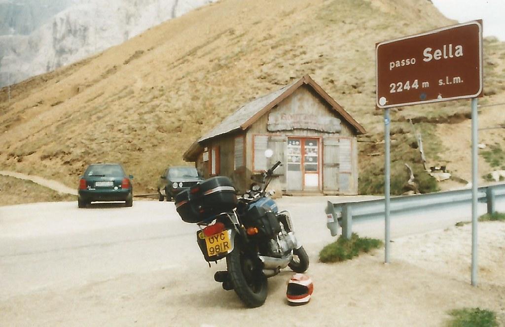 Passo Sella May 1999