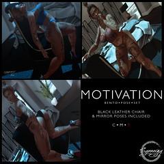 Motivation Pose Set @ Pose Fair Market