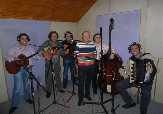 1 žal šaban šaulić bane vasić tamburaši u studiju zkmunja
