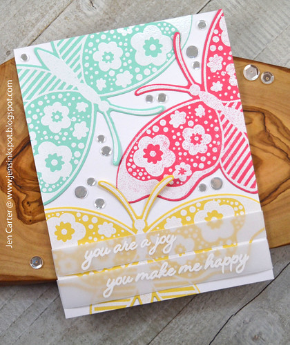 Jen Carter Wings of Joy Triple Joy Happy