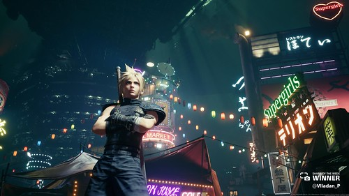 Share of the Week - Final Fantasy VII Remake | by PlayStation.Blog