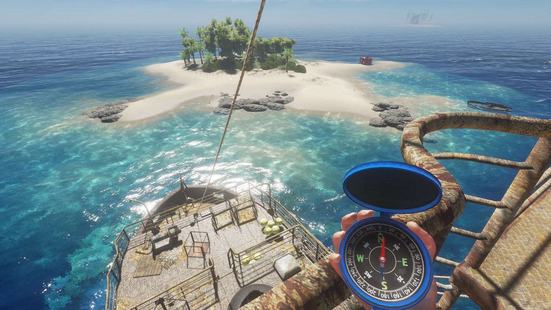 Stranded Deep on PS4
