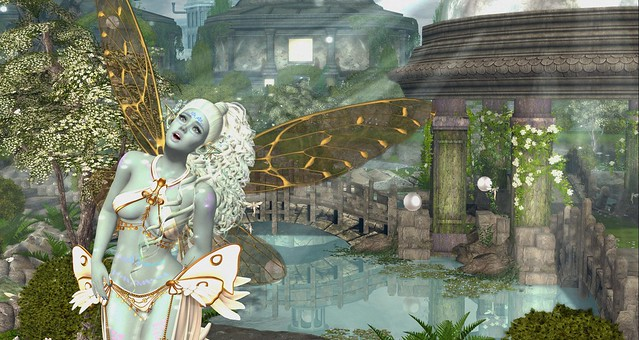 Wandering Into Wonder -Lunafae