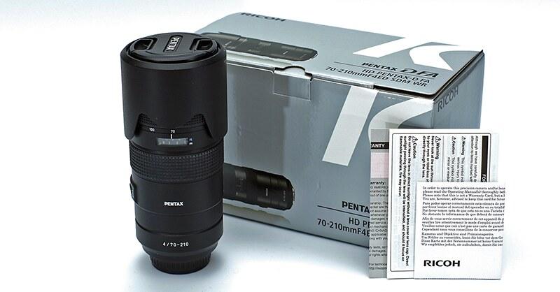 HD PENTAX-D FA 70-210mm F4 ED SDM WR – PENTAXForums.com in-depth review