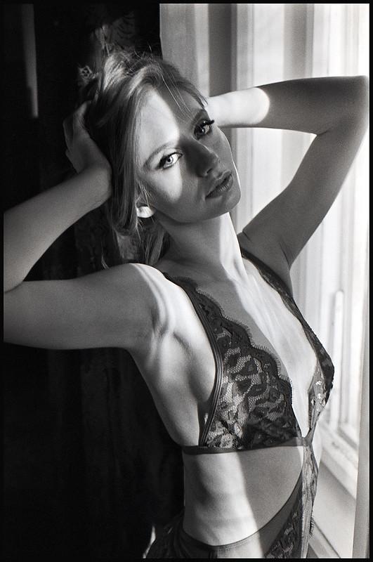 35mm Leica CL + Minolta Rokkor 40mm Portrait