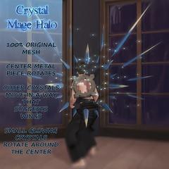 Crystal Mage Halo (FF 2020 Exclusive)