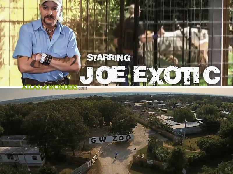 Joe Exotic Animal Park