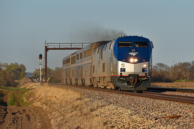 This was the Southwest Chief