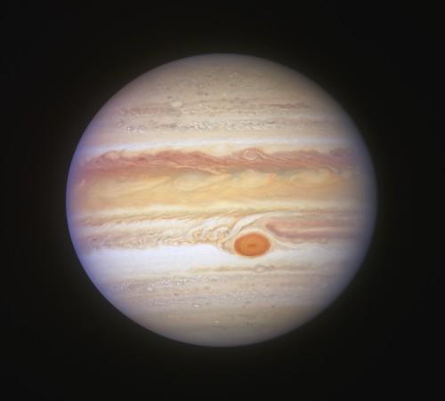 Jupiter 2019 Apr 09 (visible)