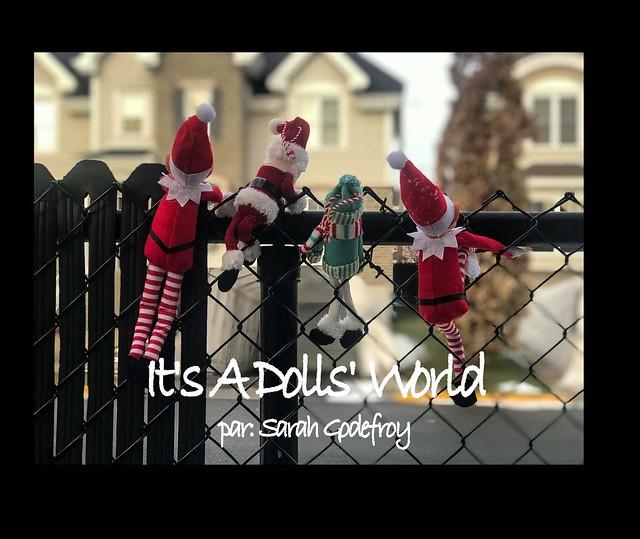 It's A Dolls World