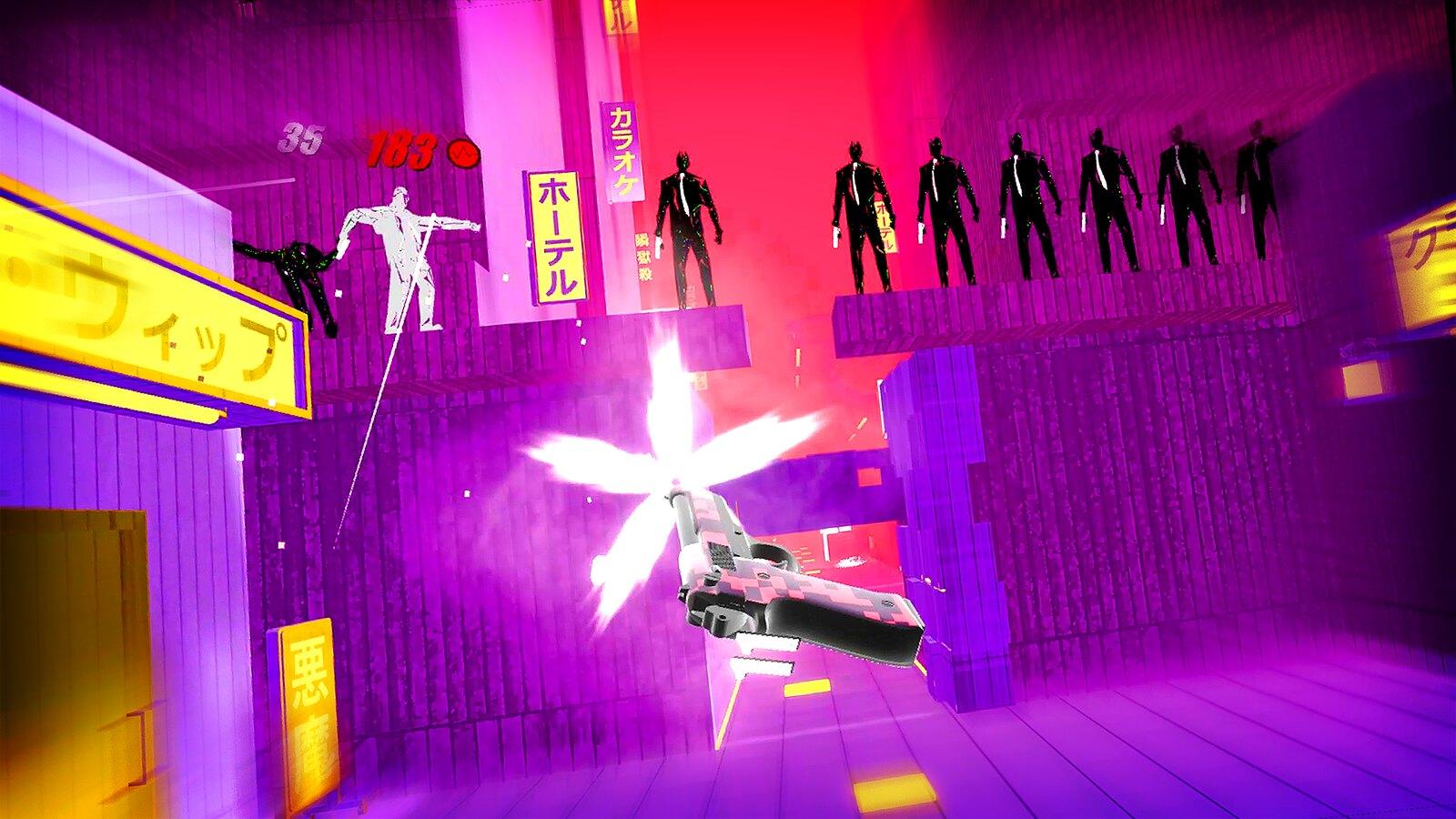 Pistol Whip for PS VR