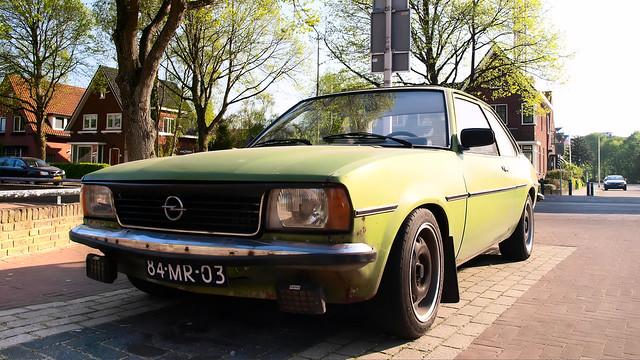 Opel Ascona 16 Custom