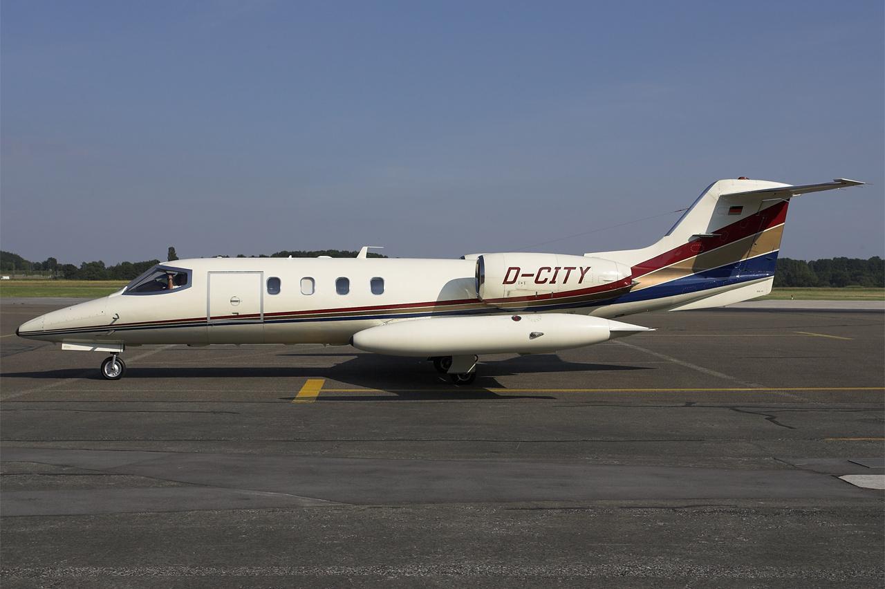 D-CITY-1 Lear Jet ESS 200506