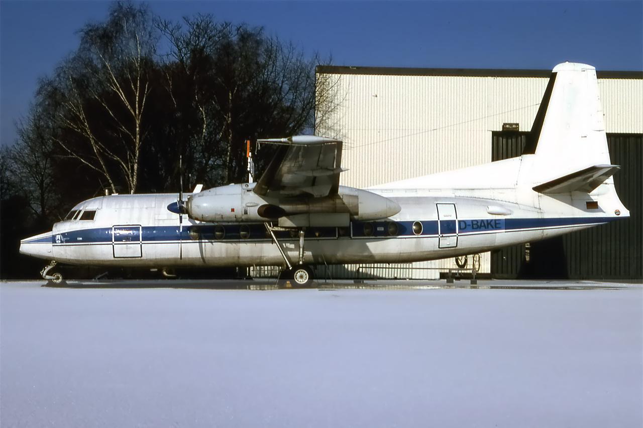 D-BAKE-1 F27 ESS 199512