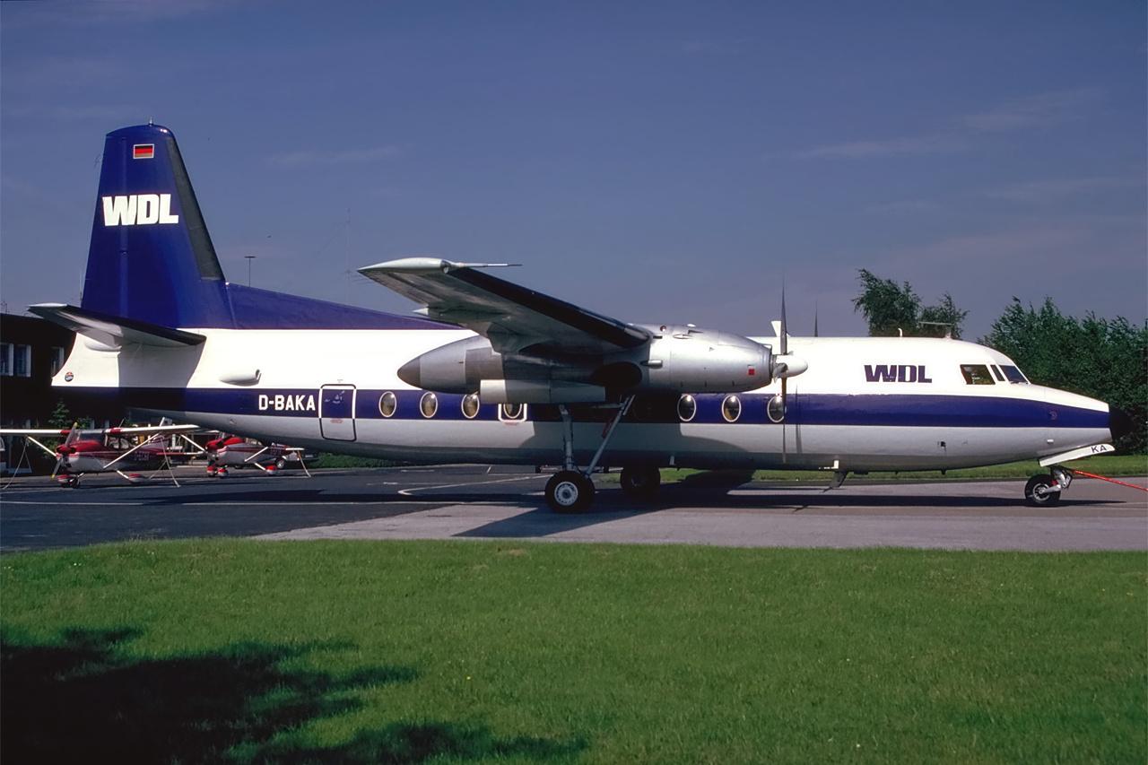 D-BAKA-6 F27 ESS 198000