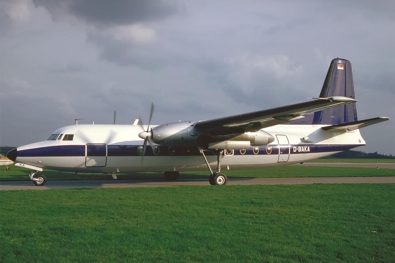 D-BAKA-5 F27 ESS 198000