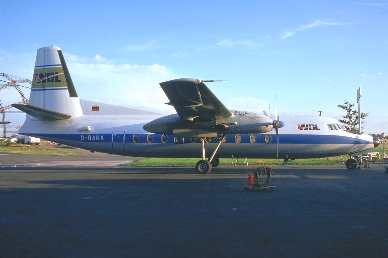 D-BAKA-1 F27 ESS 198000