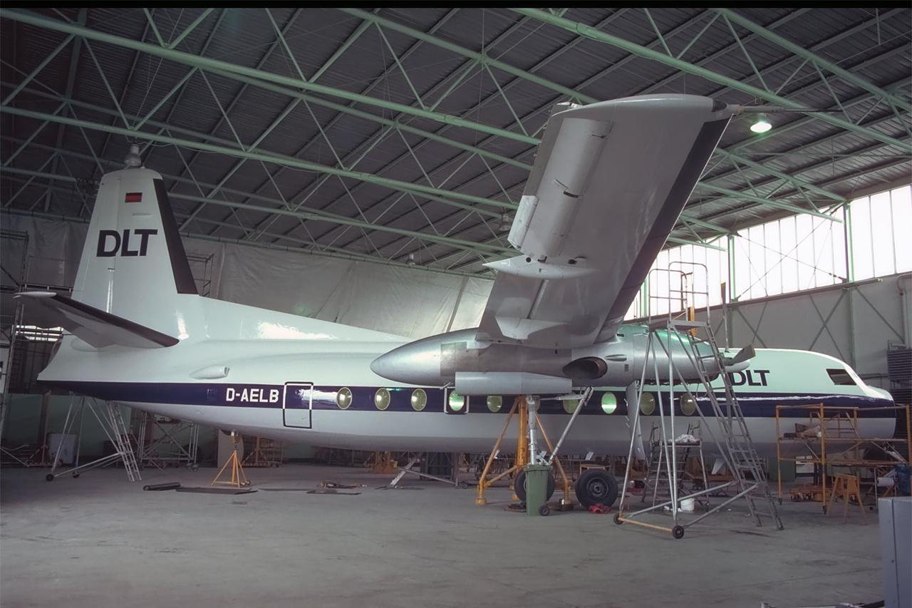 D-AELB-3 F27 ESS 199000