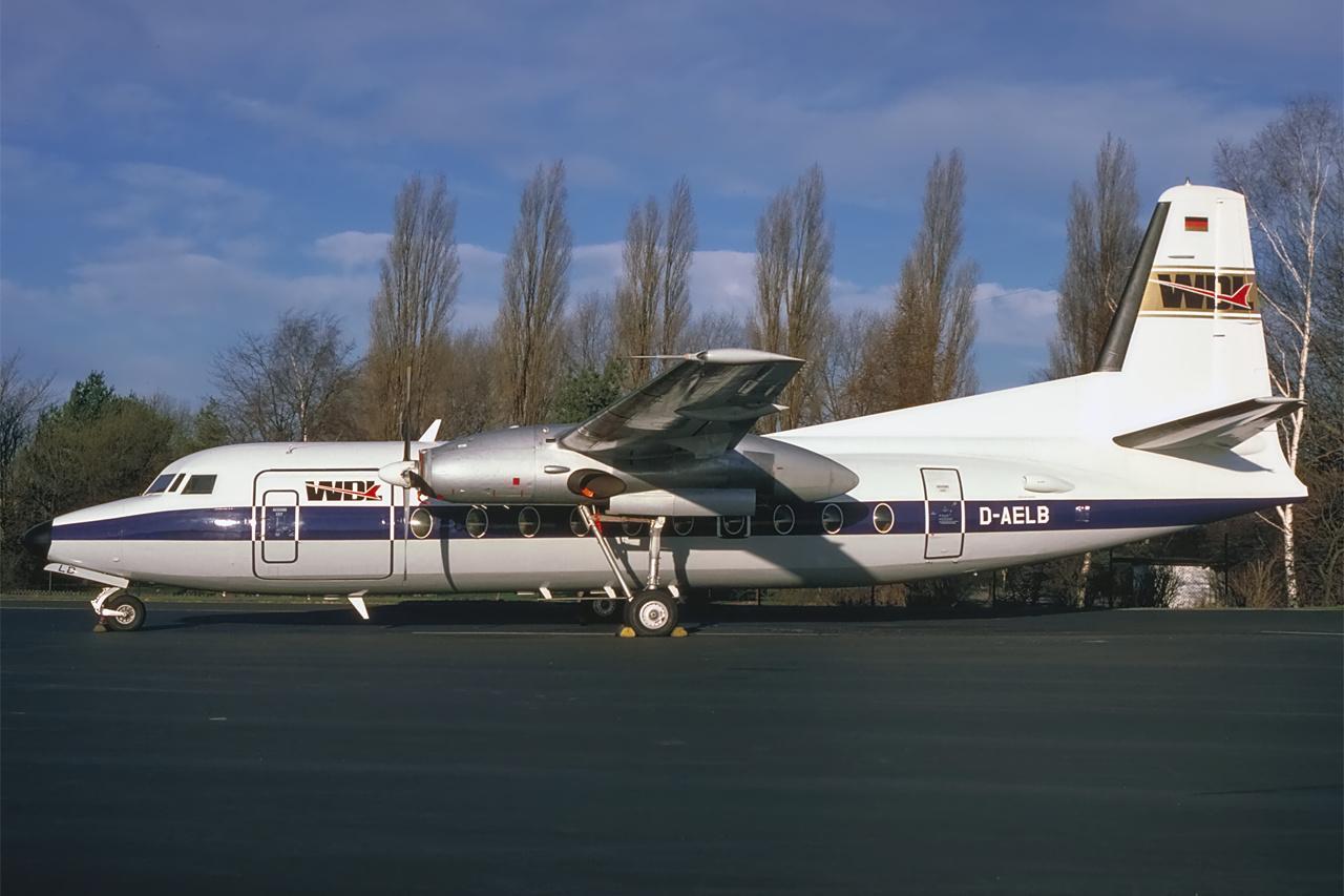 D-AELB-5 F27 ESS 199000