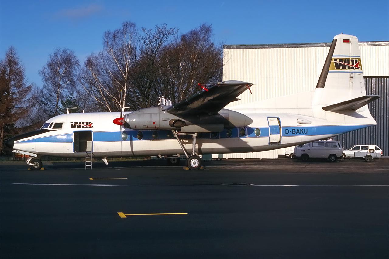 D-BAKU-1 F27 ESS 199401