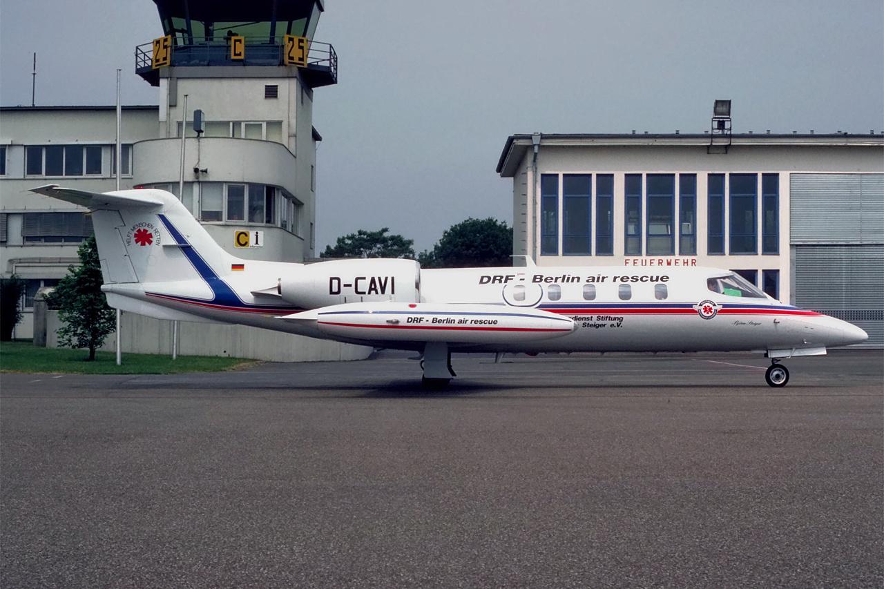 D-CAVI-1 Learjet ESS 198000