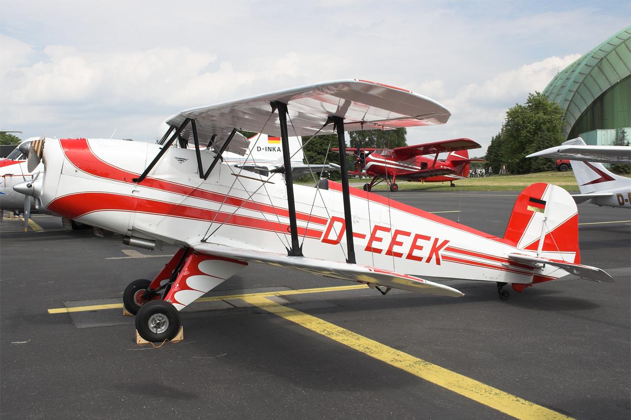 D-EEEK-1 Bücker ESS 200506