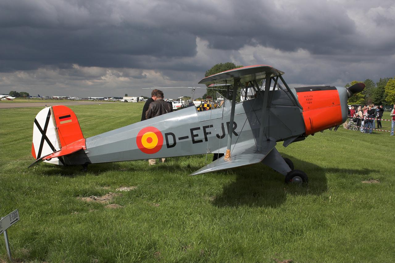 D-EFJR-1 Bücker ESS 200506