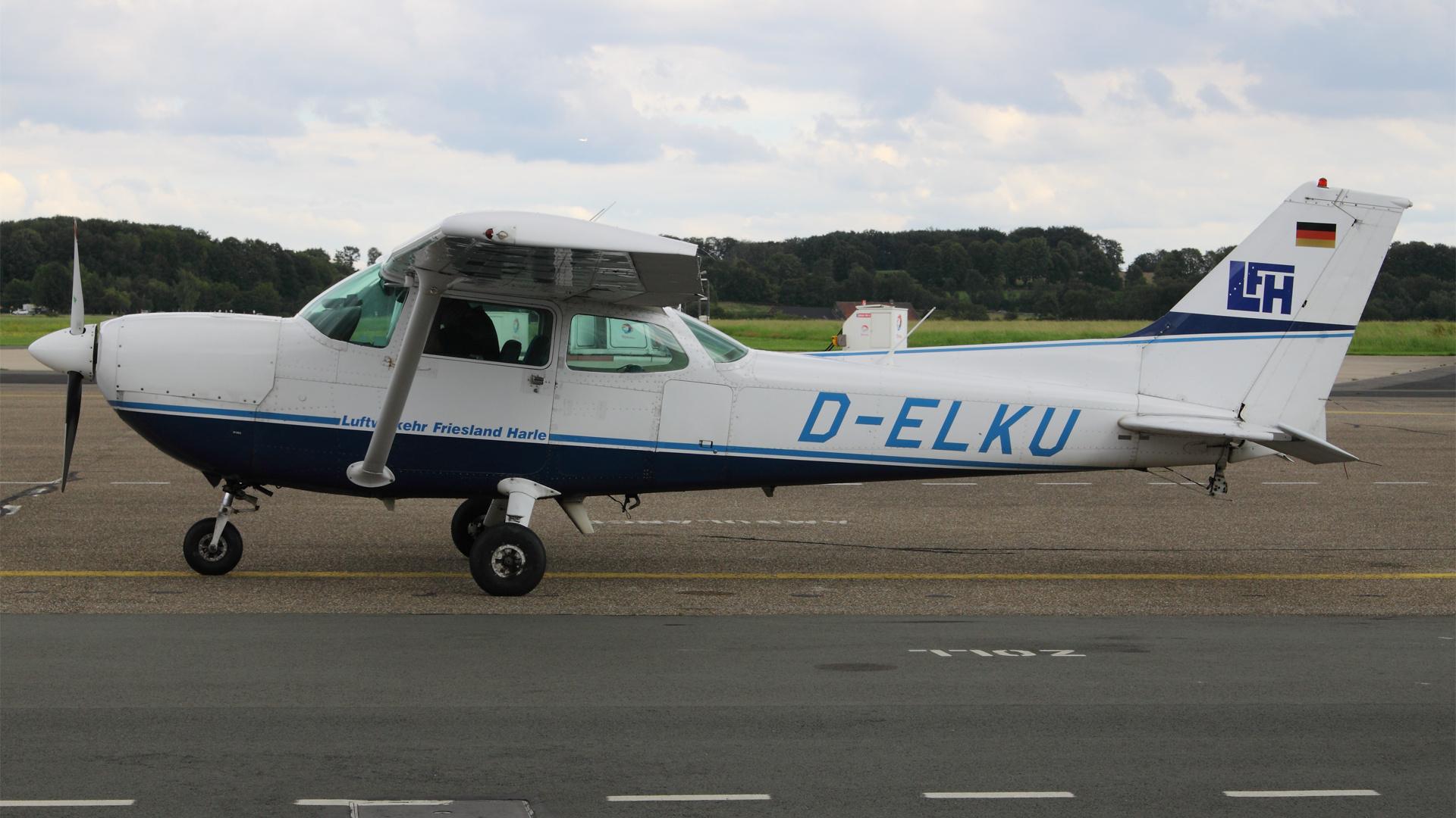 D-ELKU-1 C172 ESS 201108
