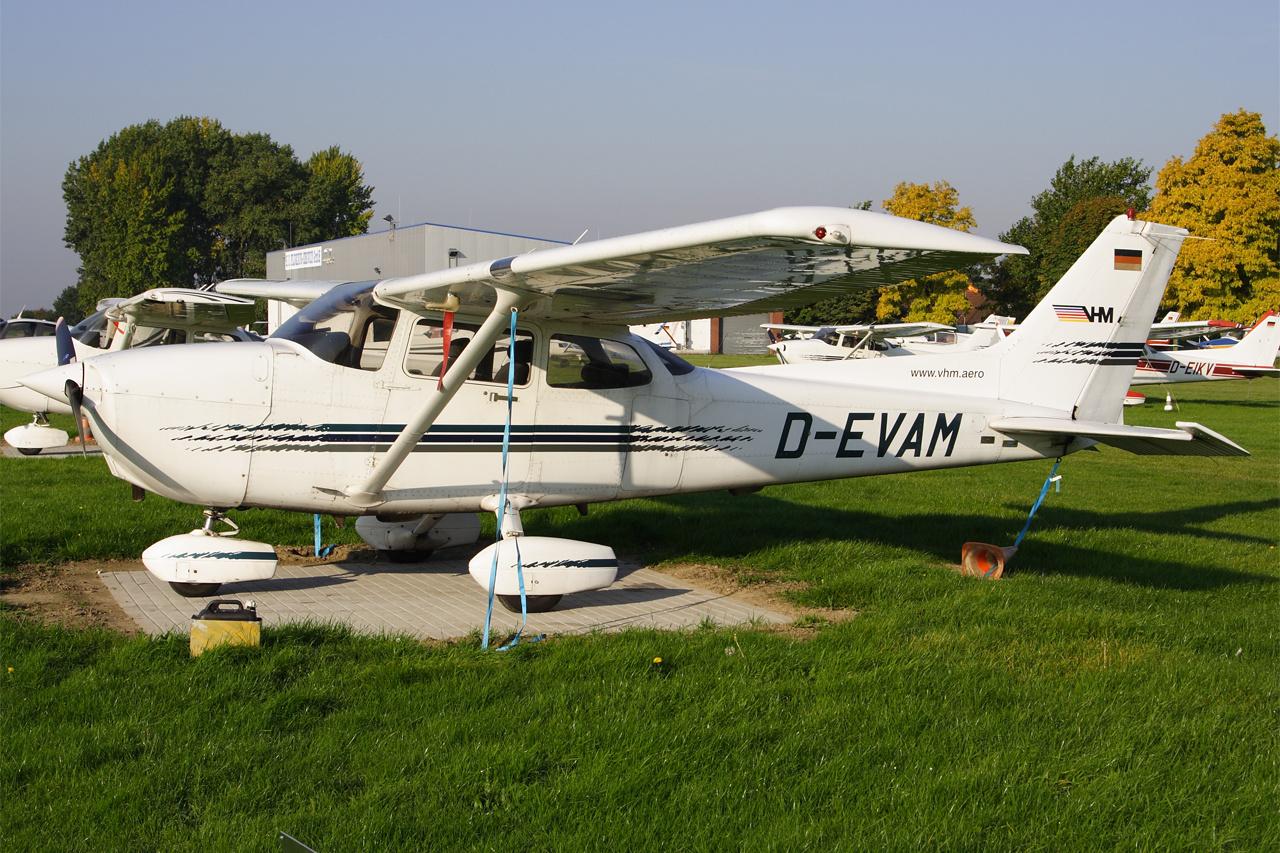 D-EVAM-1 C172 ESS 200709