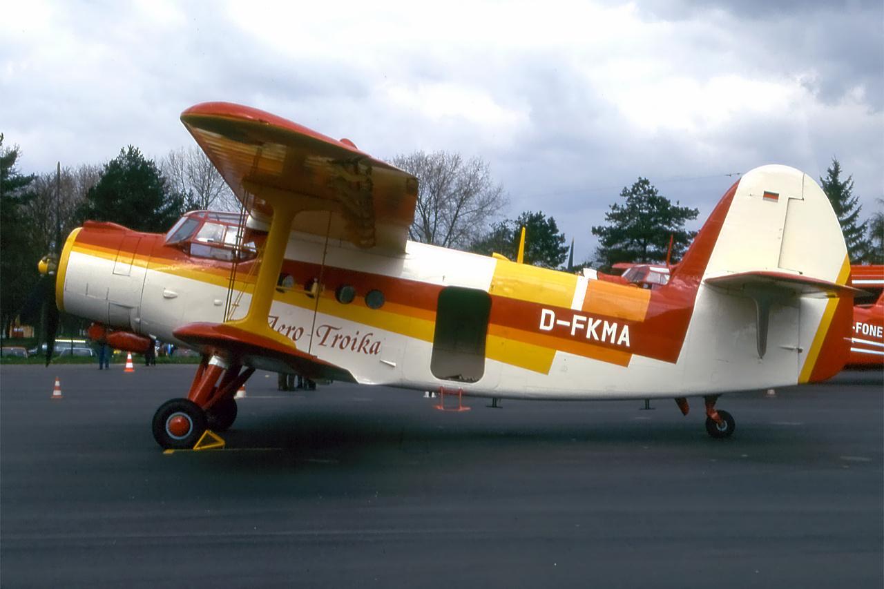 D-FKMA-1 AN2 ESS 199504