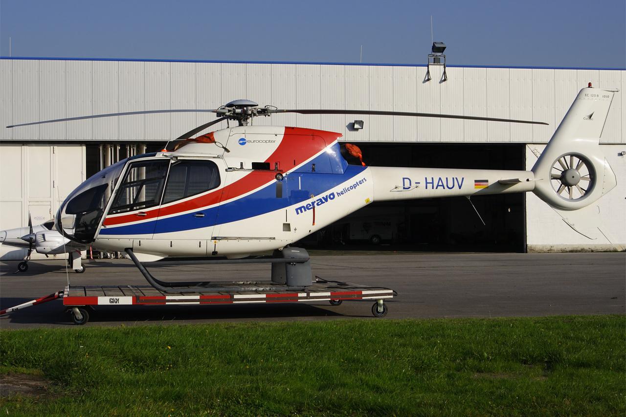 D-HAUV-1 EC120 ESS 200709