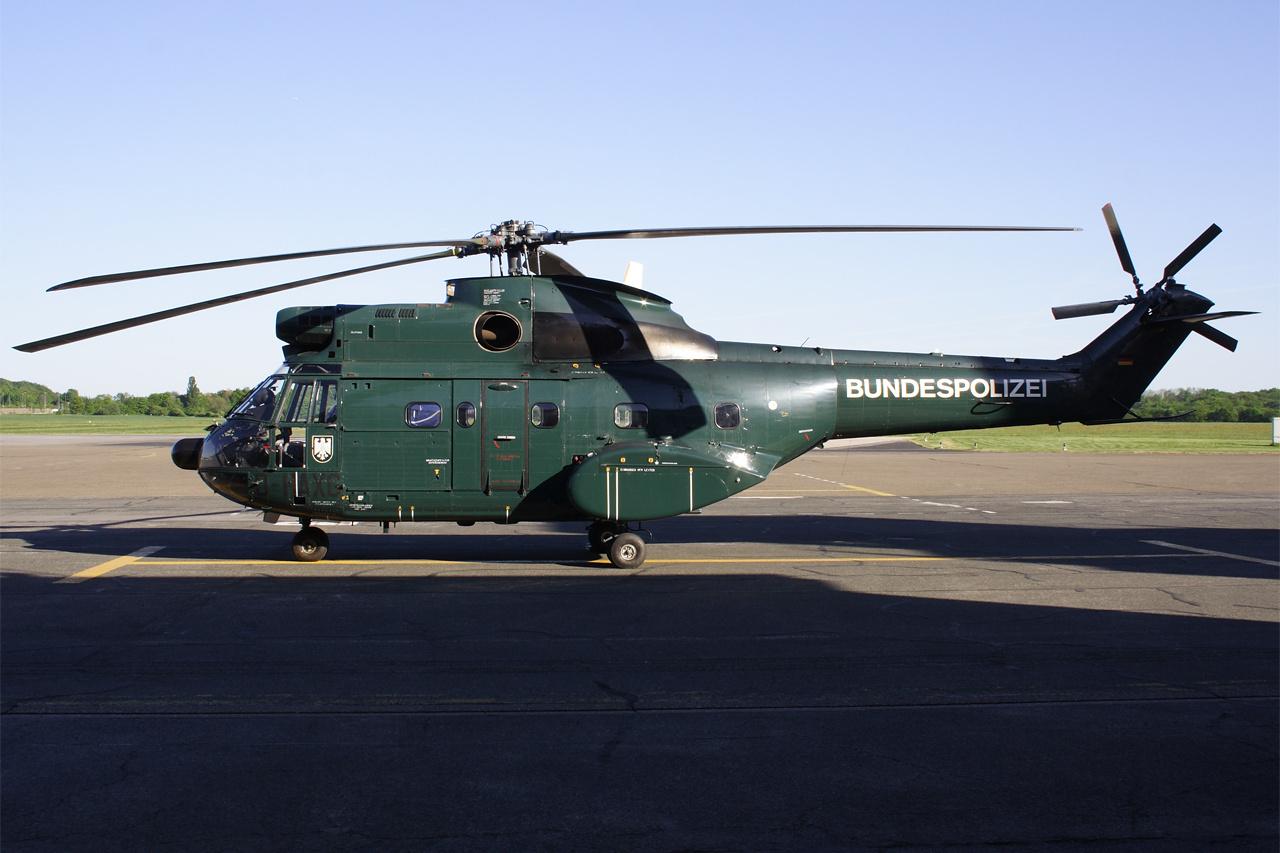 D-HAXG-1 PUMA ESS 2000704