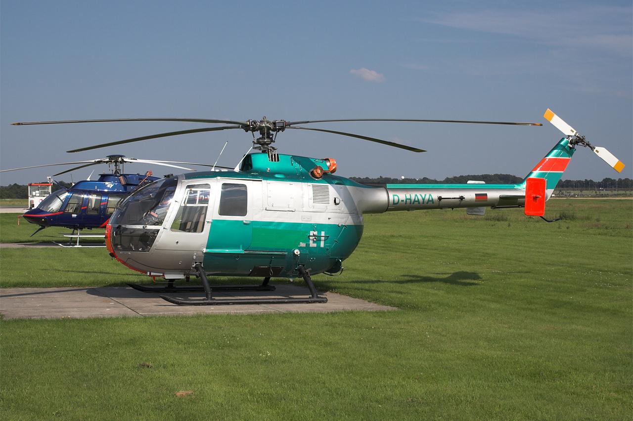 D-HAYA-1 BO105 ESS 200508