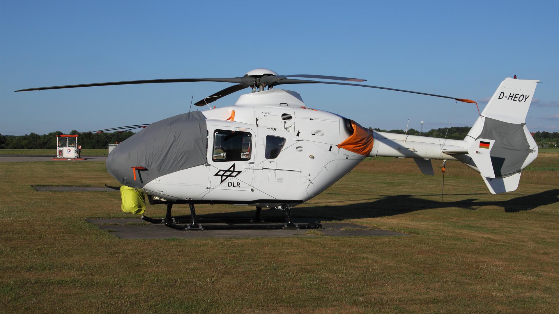 D-HEOY-2 EC135 ESS 201007