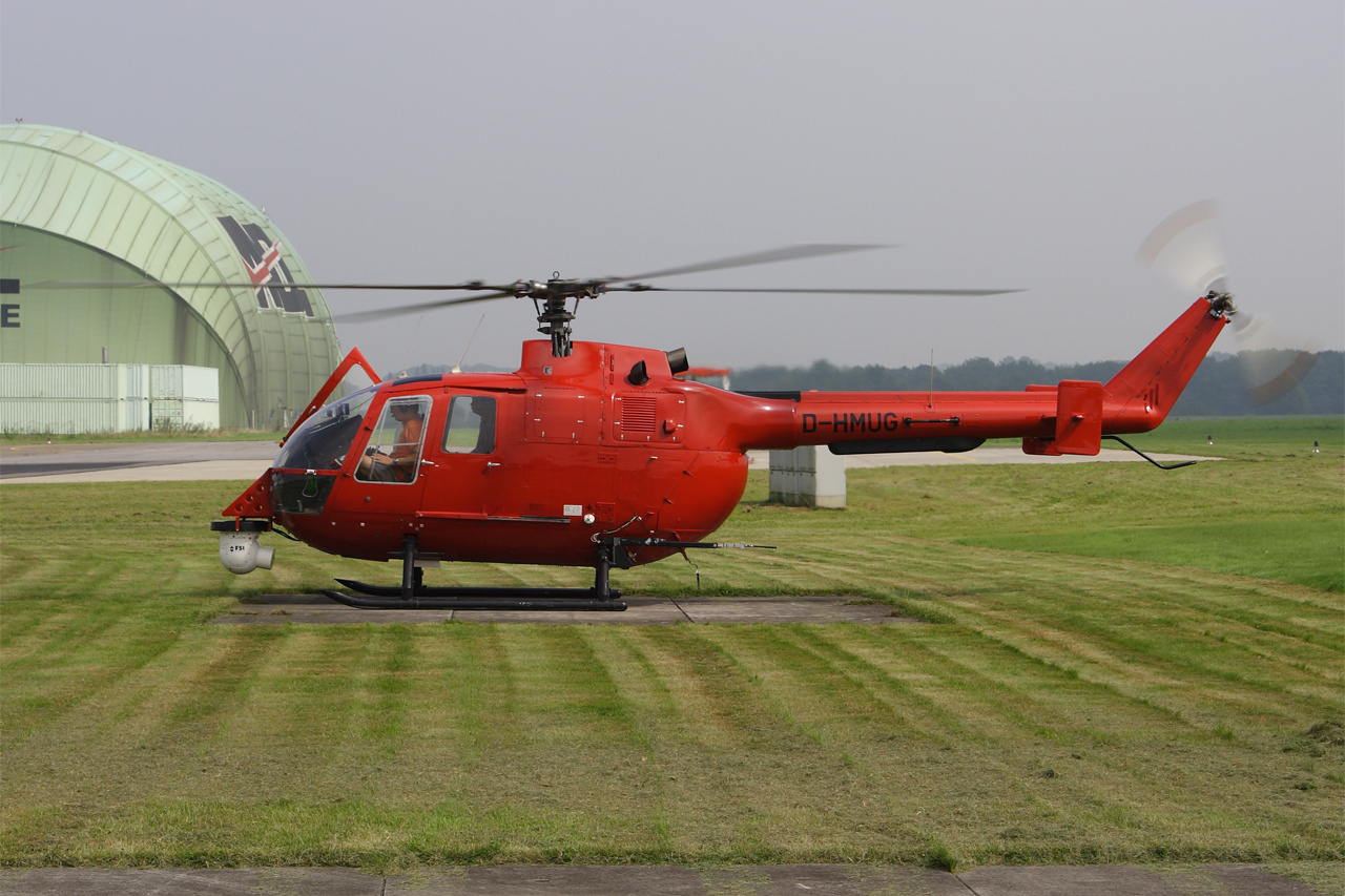 D-HMUG-1 BO105 ESS 200708