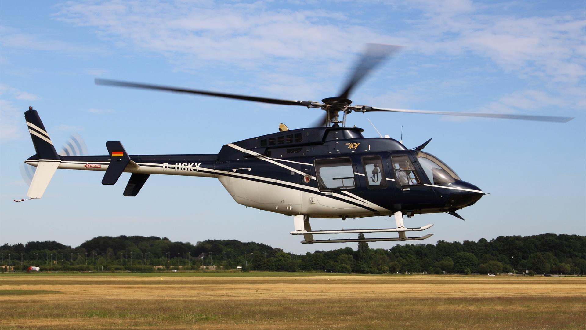 D-HSKY-2 Bell407 ESS 201007