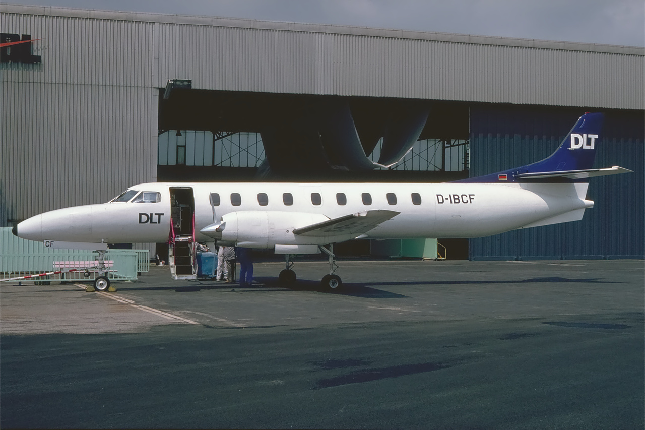 D-IBCF-1 Metro ESS 198808