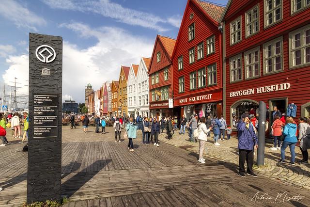 Bryggen - Bergen (Norway)