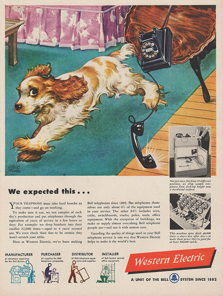 Western Electric 1948