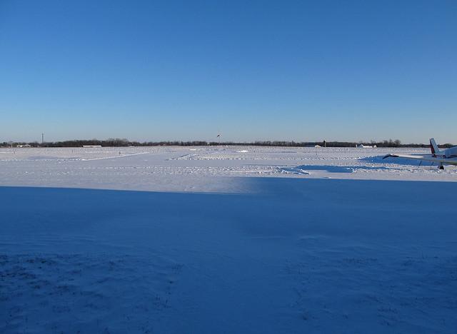 Winter at I23
