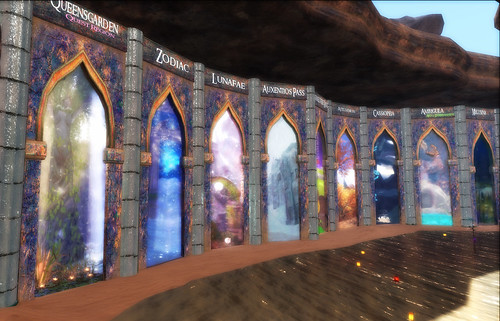 Fairelands Junction - The Portals - 2